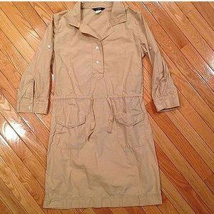 J.Crew cargo dress Sz. XS